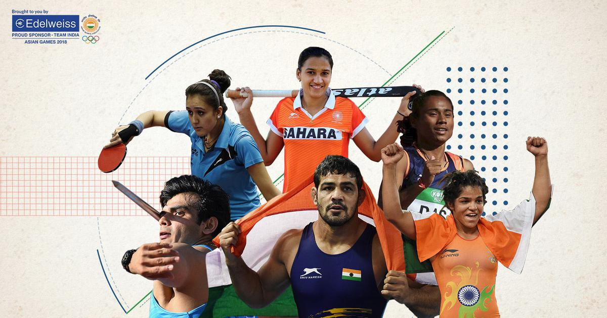 India tennis asian games