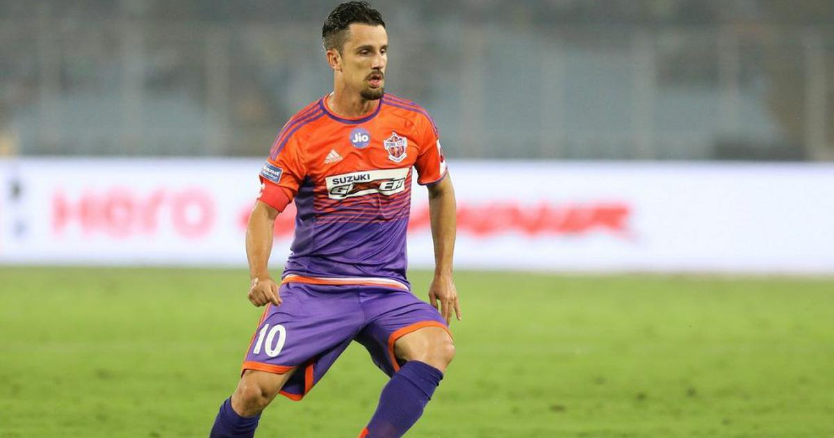 ISL: FC Pune City retain Brazilian striker Marcelinho for upcoming season