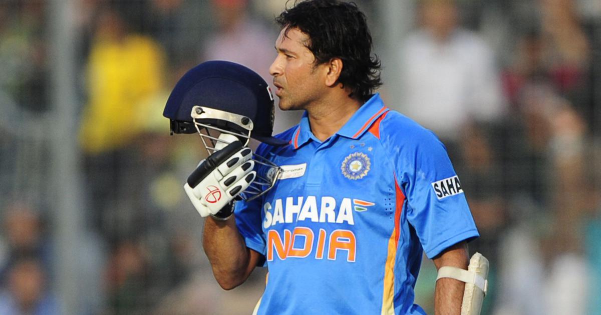 Data check: How Sachin Tendulkar, the opener, changed ODI cricket forever