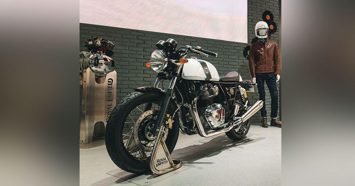 650cc Royal Enfield Inceptor, Continental GT could get India launch in November