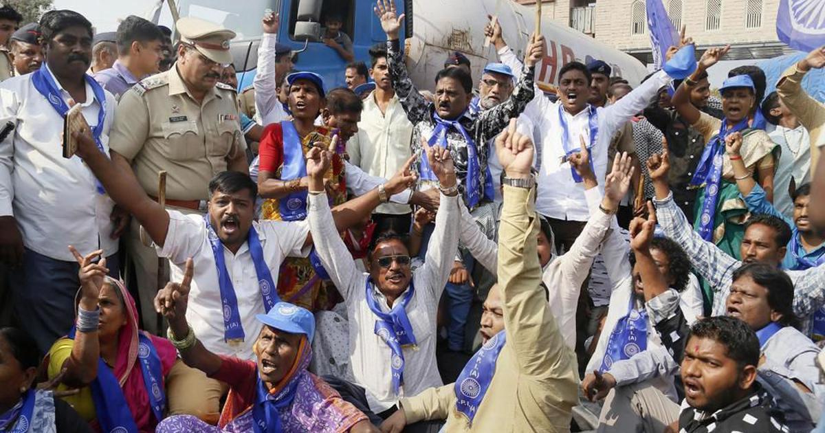 प्रशासनिक सेवाओं में लैटरल एंट्री के मोदी सरकार के फैसले के खिलाफ दलित समूह भारत बंद करेंगे