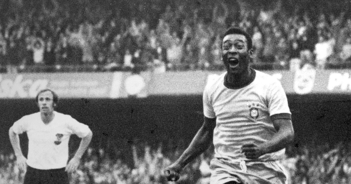Fifa World Cup XI: Pele is captain obvious, but there are a few surprises
