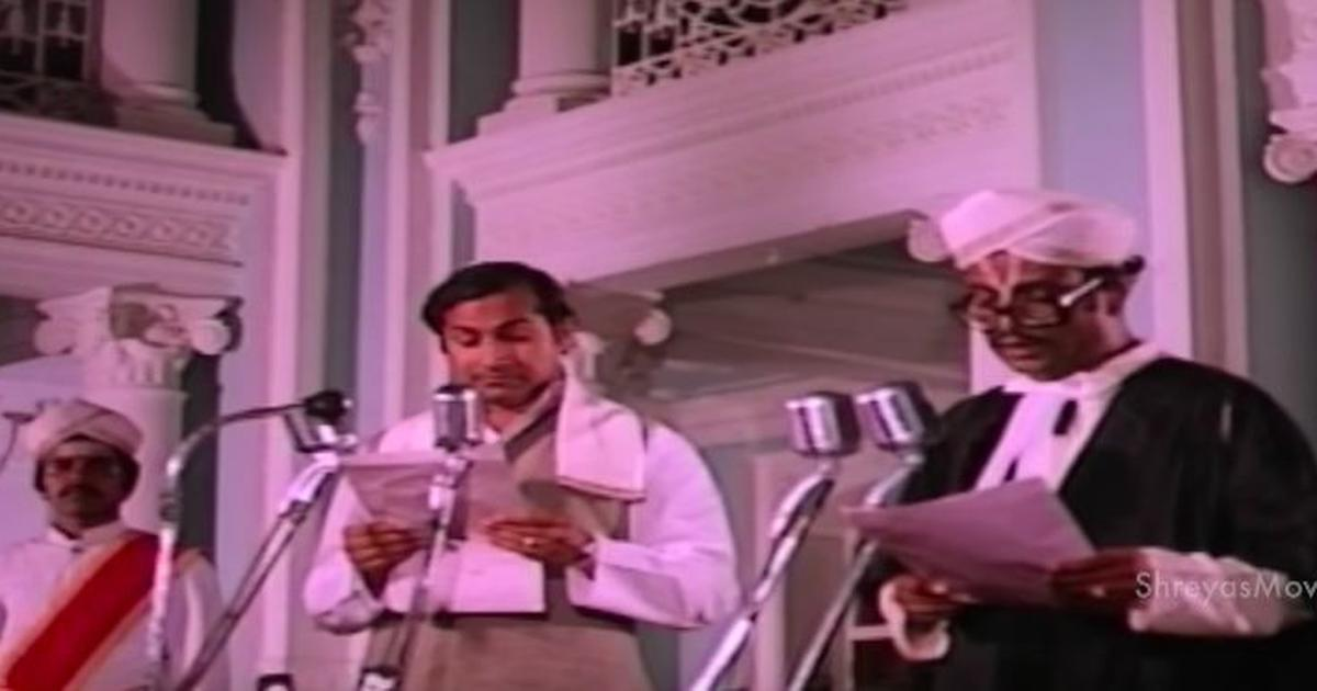 Film flashback: A Kannada comedy from 1978 about a power-mad actor makes complete sense today