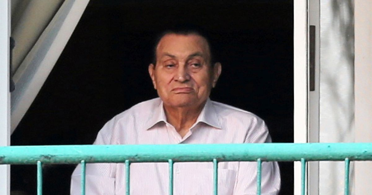Egypt's ex-president Hosni Mubarak freed after six years