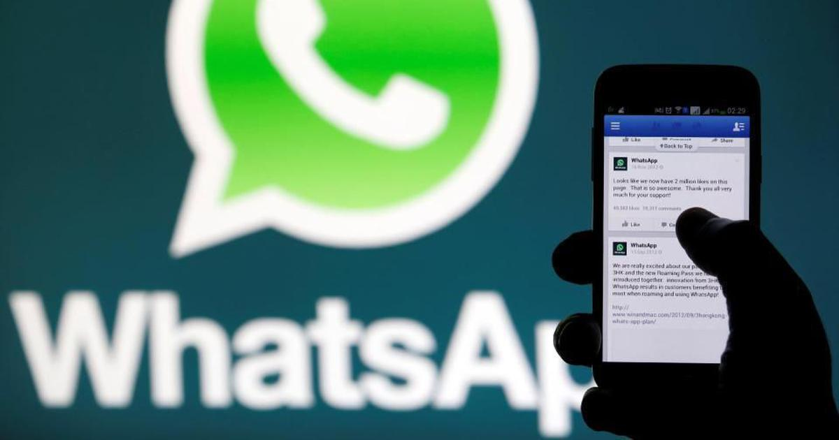 J&K: Kishtwar administration asks WhatsApp group owners to get registered in 10 days