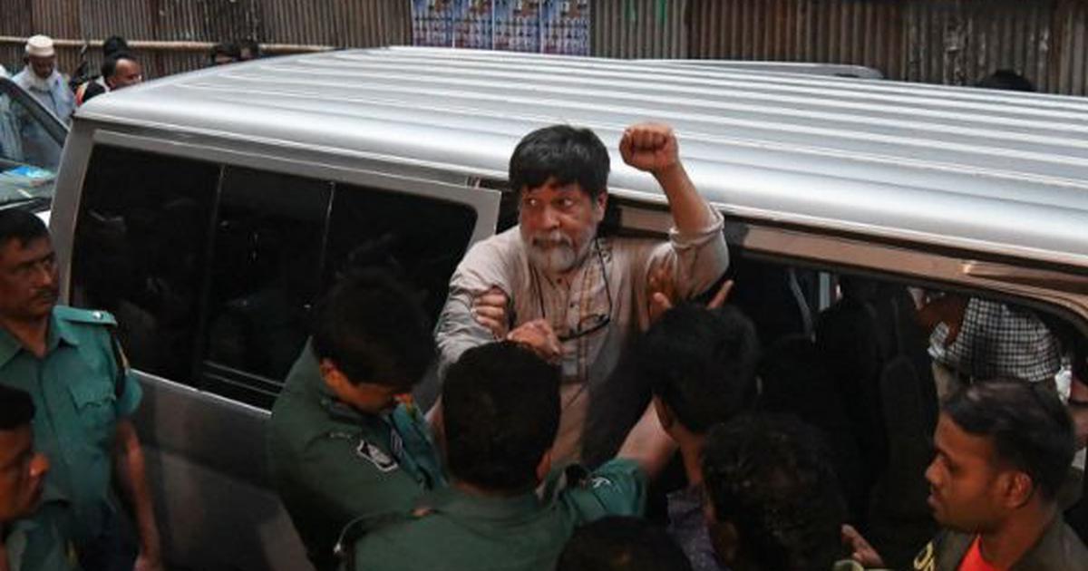 Bangladesh: Dhaka court rejects photographer Shahidul Alam's bail petition