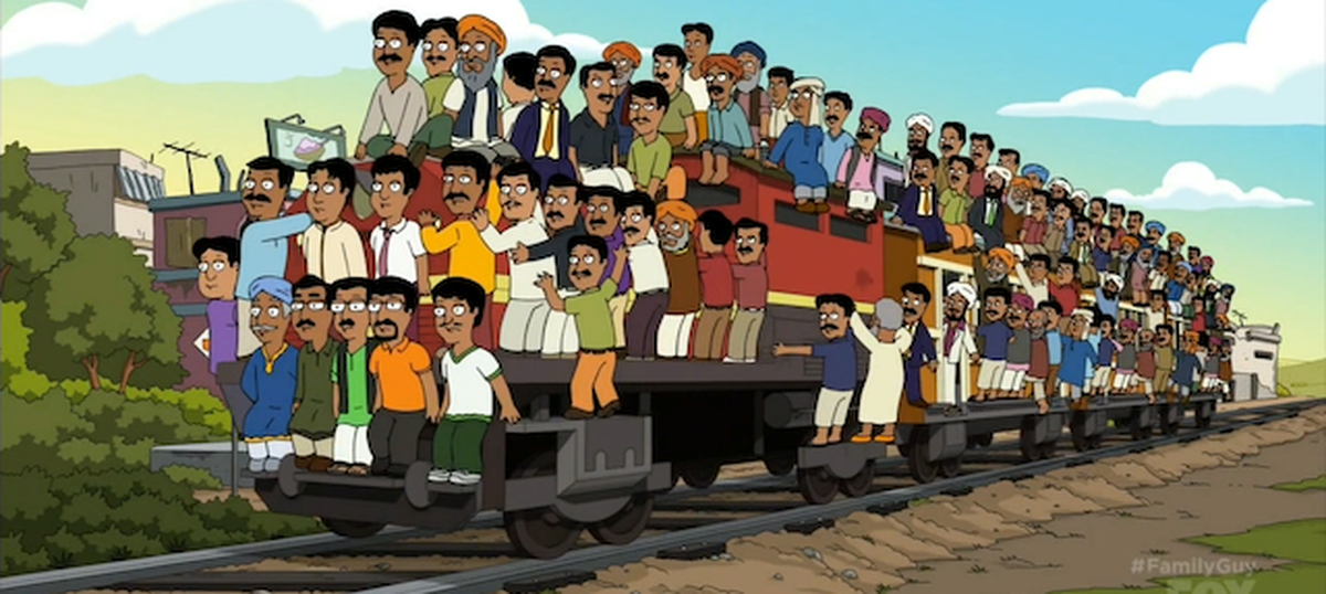 The Family Guy Episode Set In India Aims To Offend And