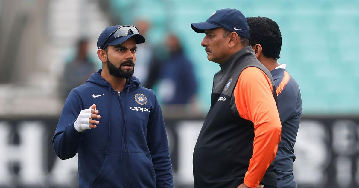 Kohli and Co have played better overseas than Indian teams of last 15-20 years: Shastri