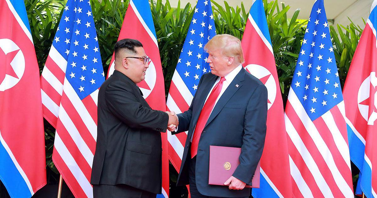 Trump-Kim summit: North Korean leader emerges a clear winner as US president reverts to type