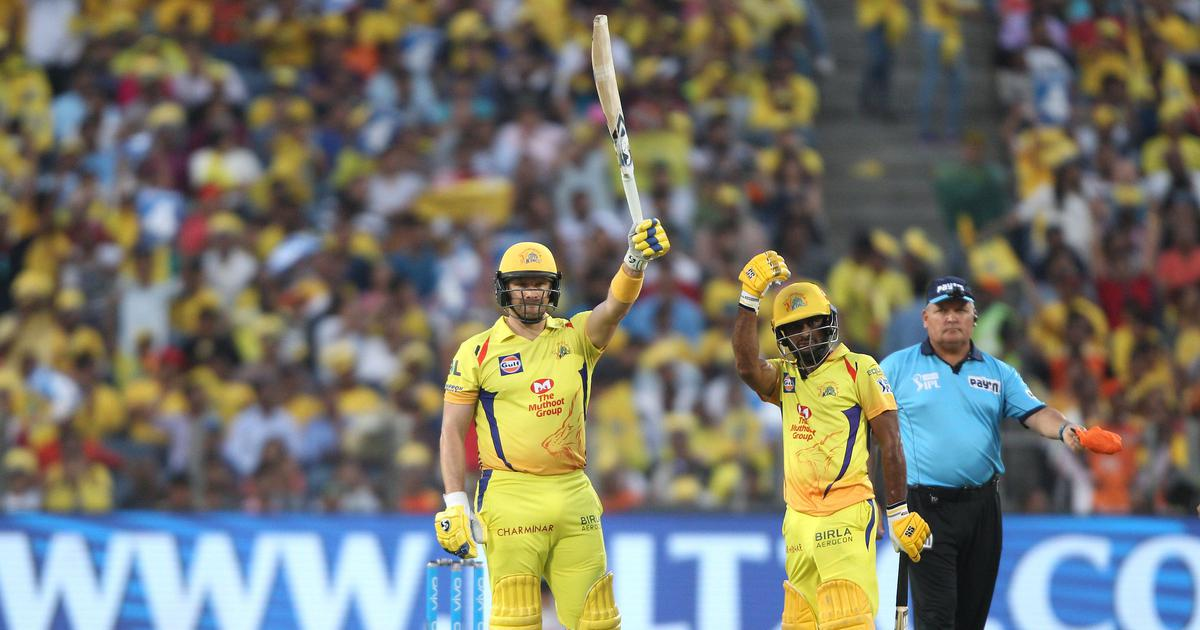 How CSK's Shane Watson and Ambati Rayudu made a mockery of the masters of defence