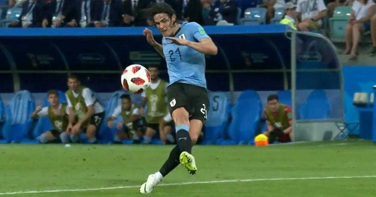 World Cup: Cavani masterclass fires Uruguay into the last eight; Ronaldo and Portugal bow out