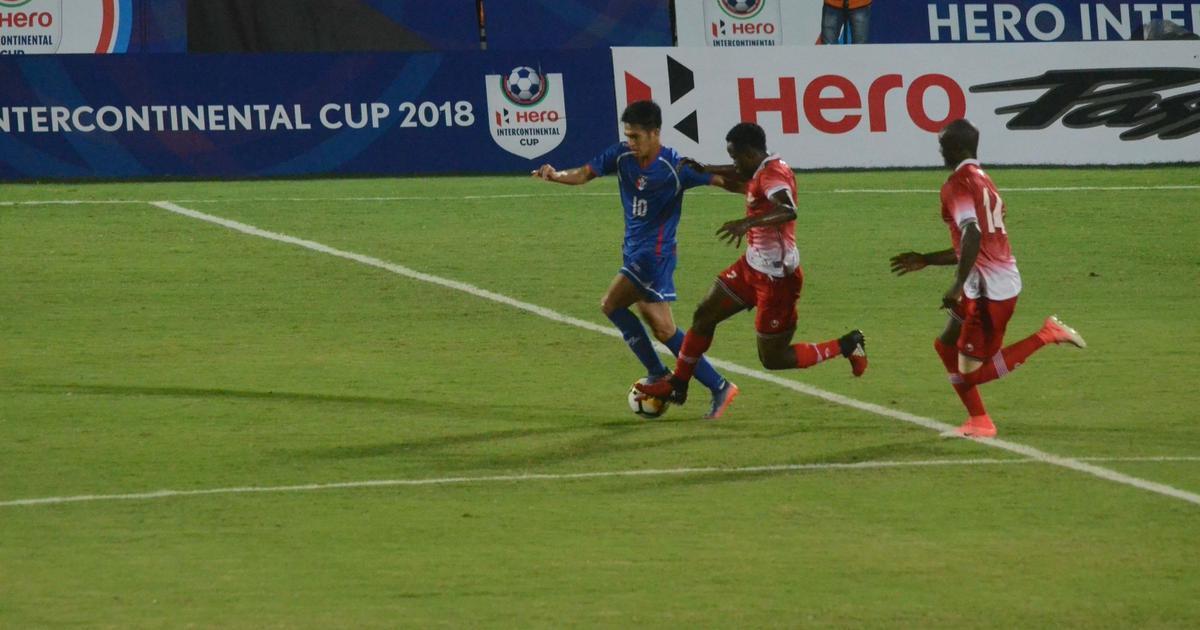 Intercontinental Cup: Kenya thrash Chinese Taipei 4-0 to