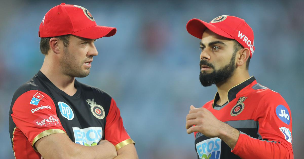 Most honest and committed man I know: Kohli backs de Villiers amid World Cup selection controversy