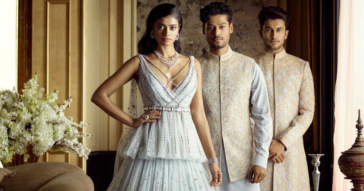 f4ac995e18 Haute action: From Vogue to mall stores, everyone wants a piece of India's wedding  Tarun Tahiliani ...