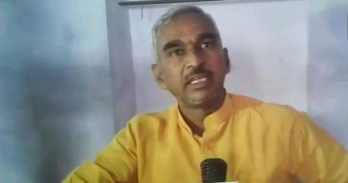 Muslims having many wives, kids exhibit 'animalistic tendency', says BJP MLA Surendra Singh
