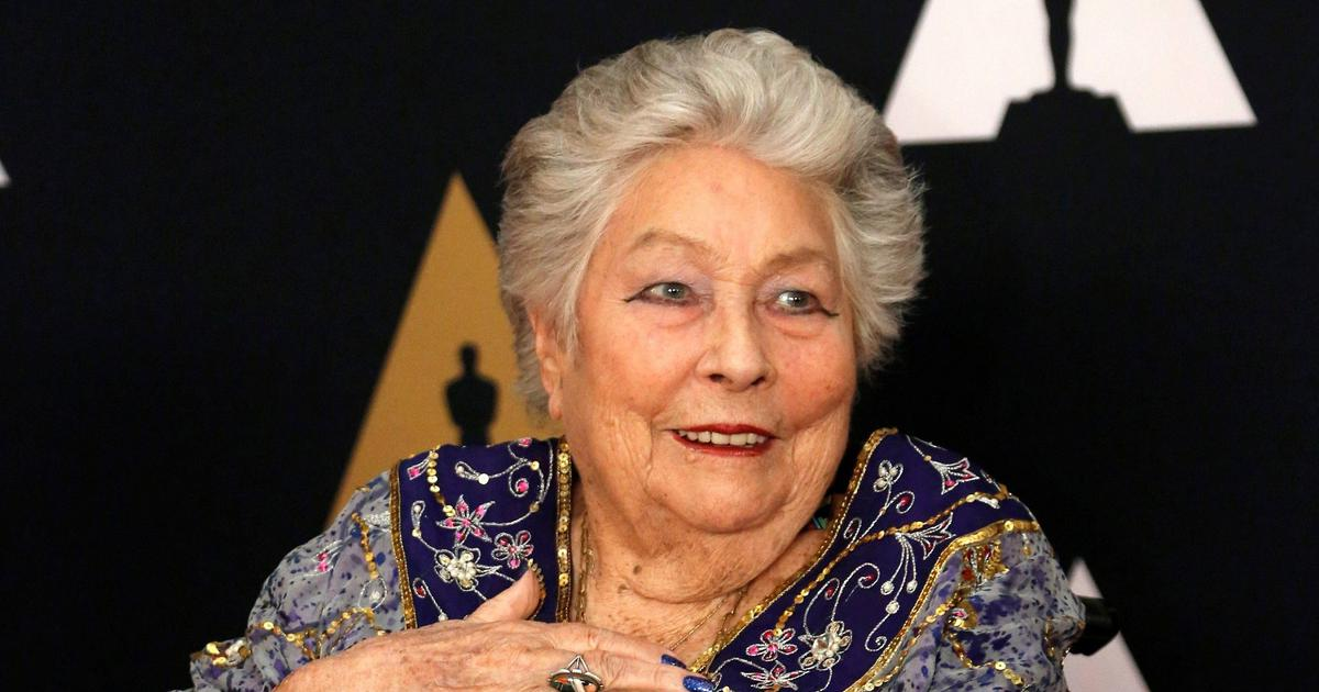 Oscar-winning film editor Anne V. Coates passes away