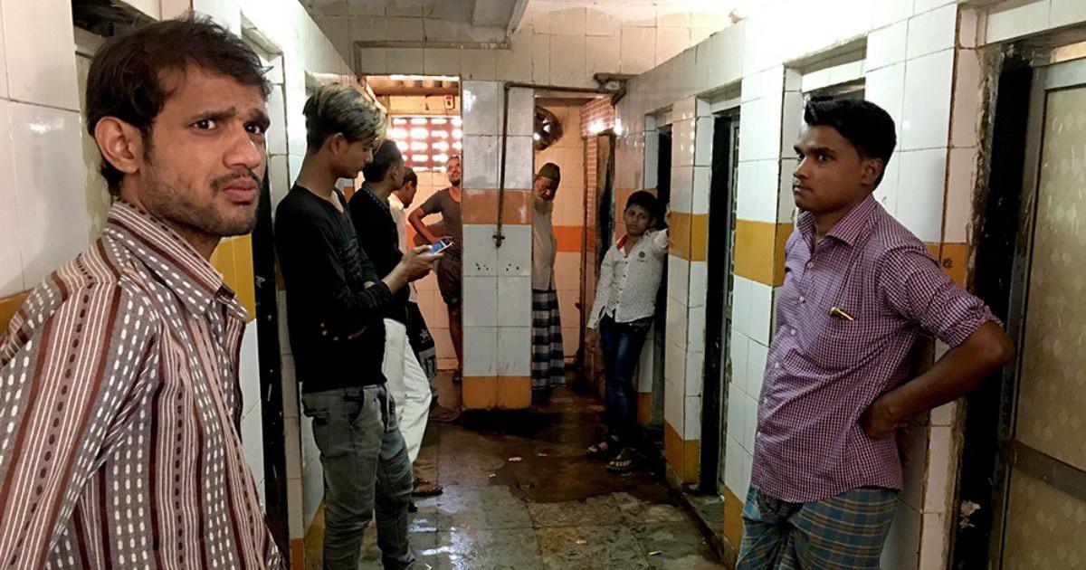 मुंबई : देर तक शौचालय इस्तेमाल करने पर एक बुजुर्ग की पीट-पीटकर हत्या