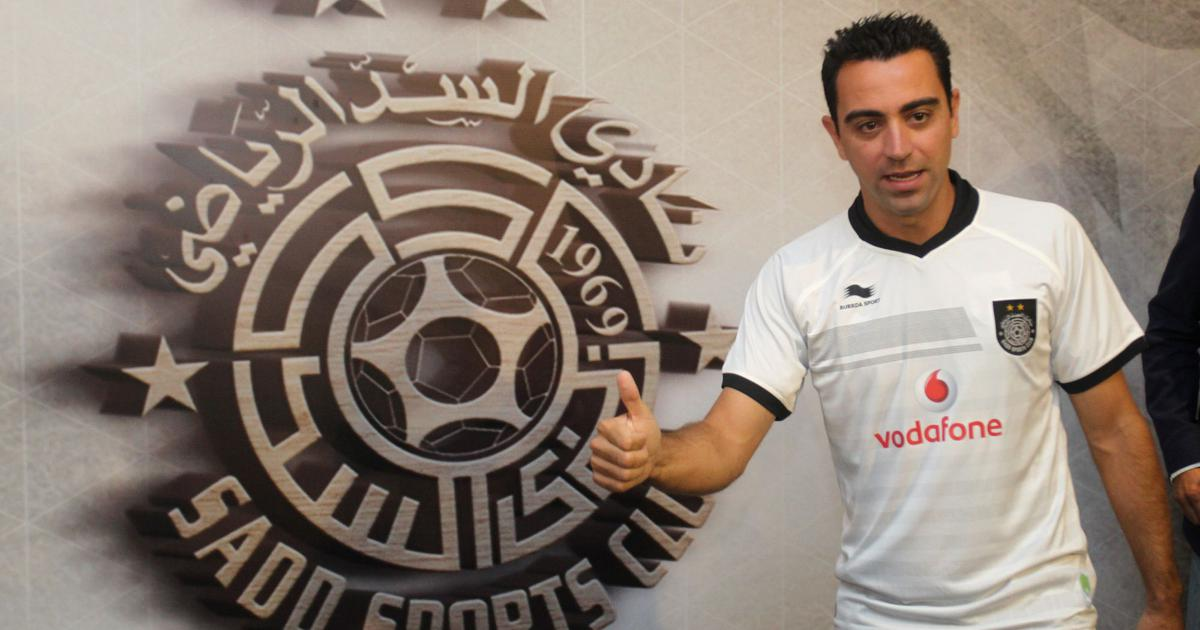 Xavi signs extension with Al-Sadd, ending speculation of possible Barcelona return as coach