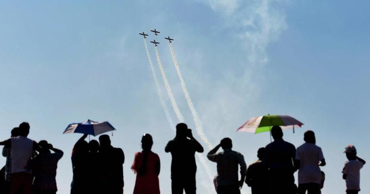 Karnataka asks Centre to clarify if Aero India show will be moved out of Bengaluru