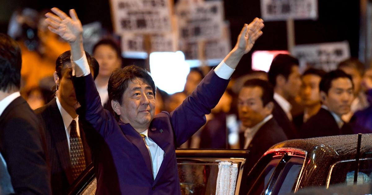 जापान : शिंजो अबे एक बार फिर अपनी पार्टी के नेता चुने गए