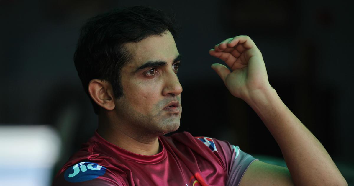 Player who attacked Delhi selector Amit Bhandari must be banned for life, says Gautam Gambhir