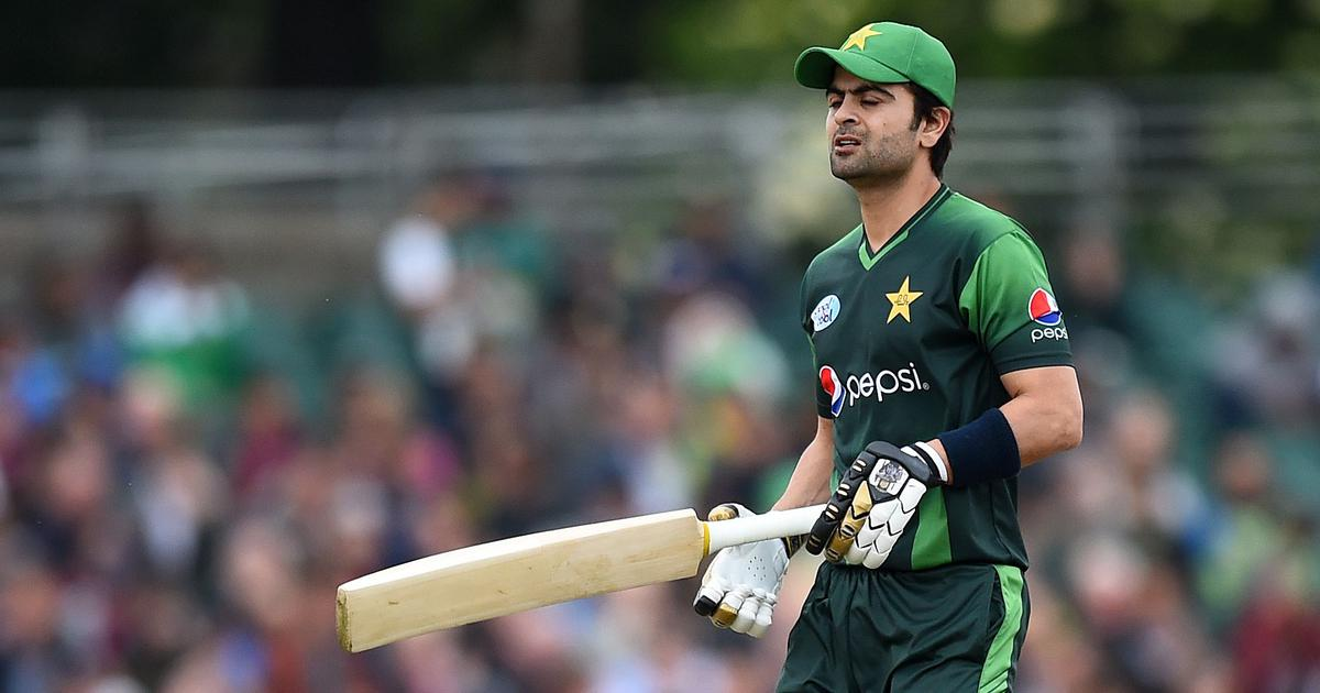 Ahmed Shehzad provisionally suspended by Pakistan Cricket Board for failing dope test