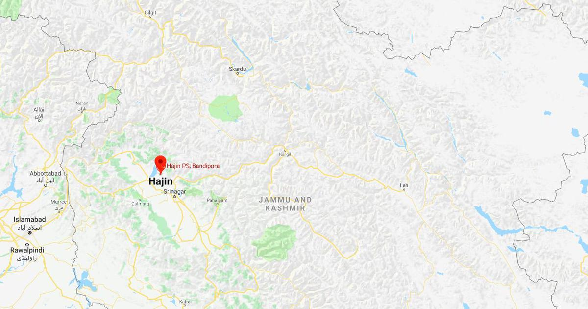 Two encounters in Valley, militants holding minor hostage, say police