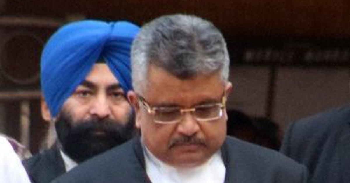 Solicitor General Tushar Mehta denies meeting BJP's Suvendu Adhikari after TMC seeks his removal