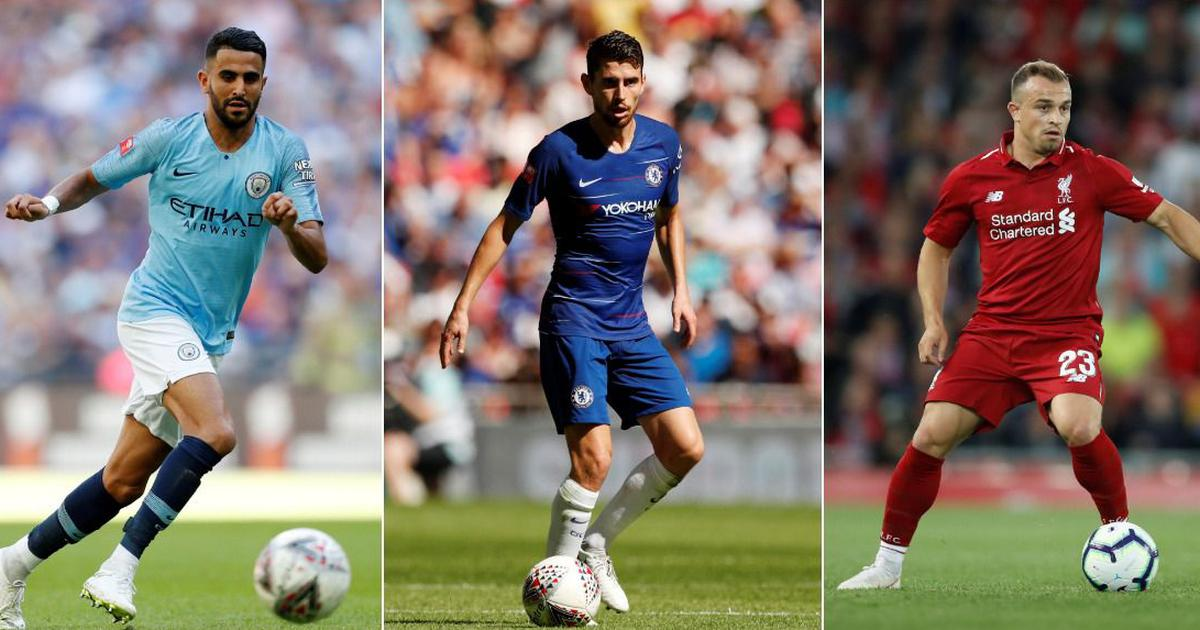 Which of the Premier League's top six had the better transfer window?