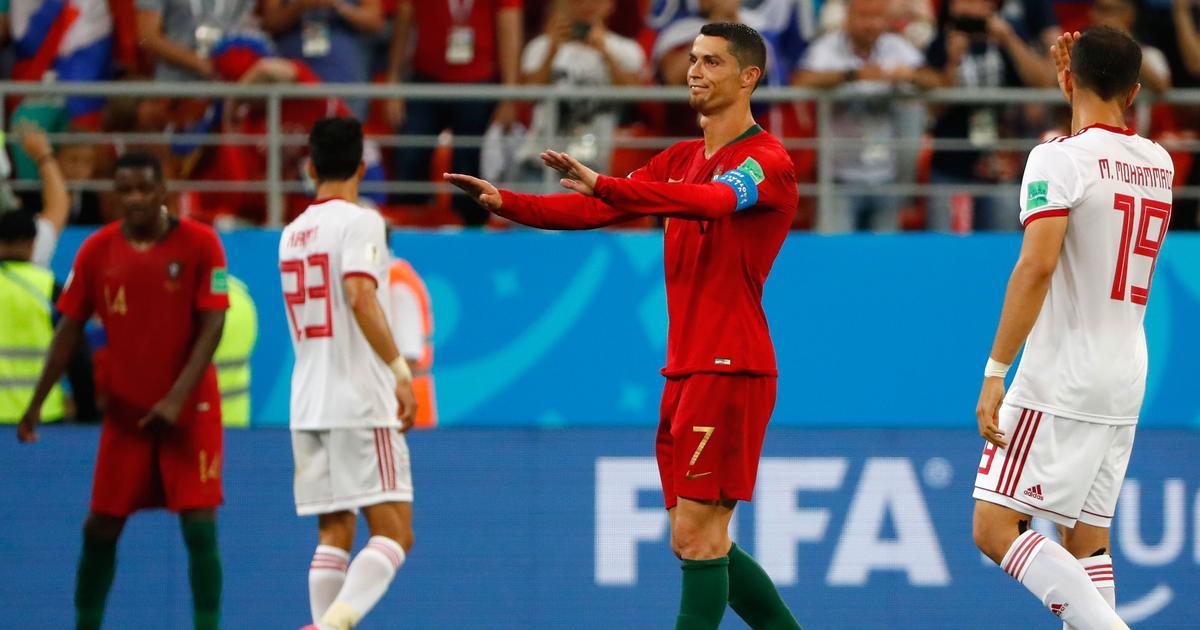 bf19d2b9e41 Fifa World Cup  European champions Portugal qualify