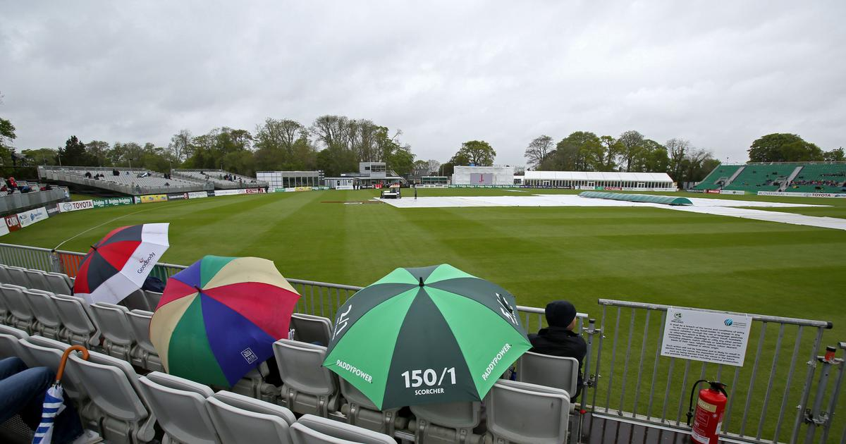 Ireland v Pakistan: Hosts impress in inaugural Test