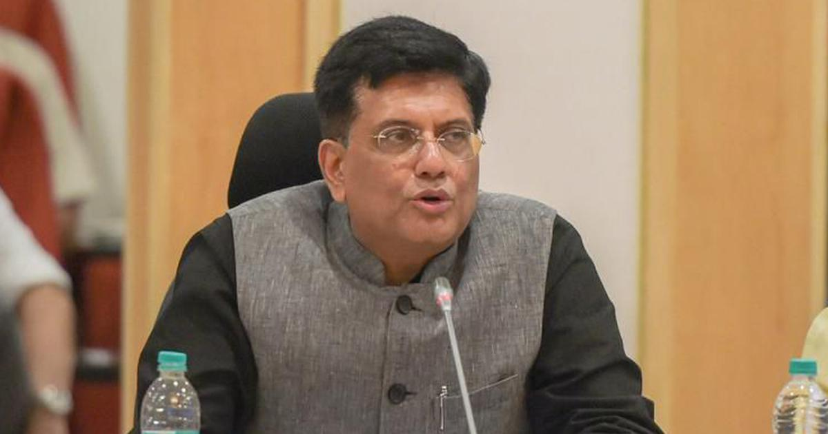 Surgical strikes showed the world that India means business, says Union minister Piyush Goyal