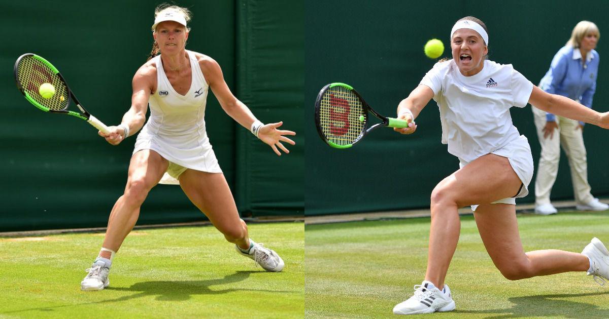 Wimbledon, day 7 women's roundup: Serena, Ostapenko reach quarters, Pliskova knocked out