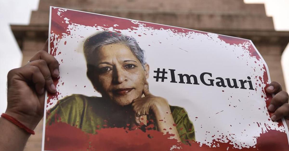 The big news: SIT arrests sixth suspect in Gauri Lankesh murder case, and nine other top stories