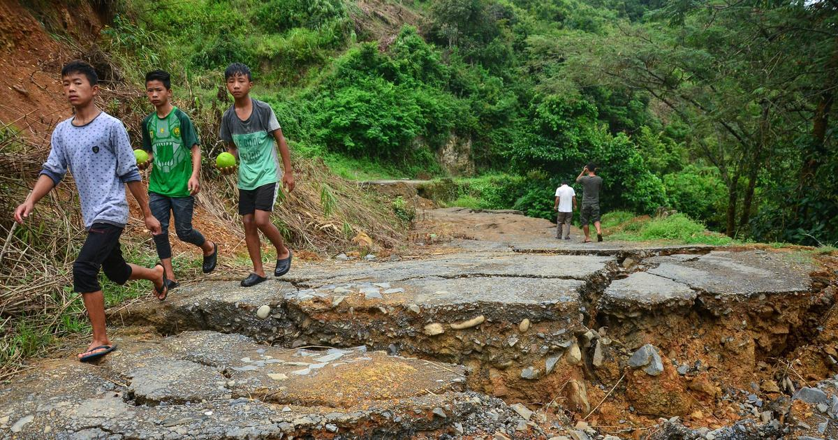 Nagaland: Post-flood landslides paralyse relief work, acute shortage of essentials reported