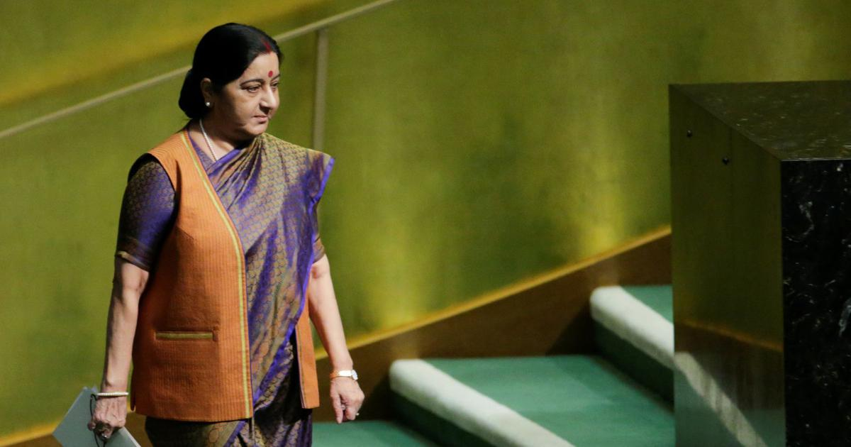 Opinion: Sushma Swaraj should consider quitting the BJP to lead the fight against hate in India