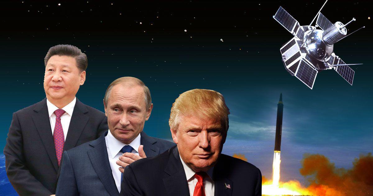 क्यों 'स्पेस फोर्स' बनाने का डोनाल्ड ट्रंप का फैसला अंतरिक्ष की शांति भंग करने वाला है