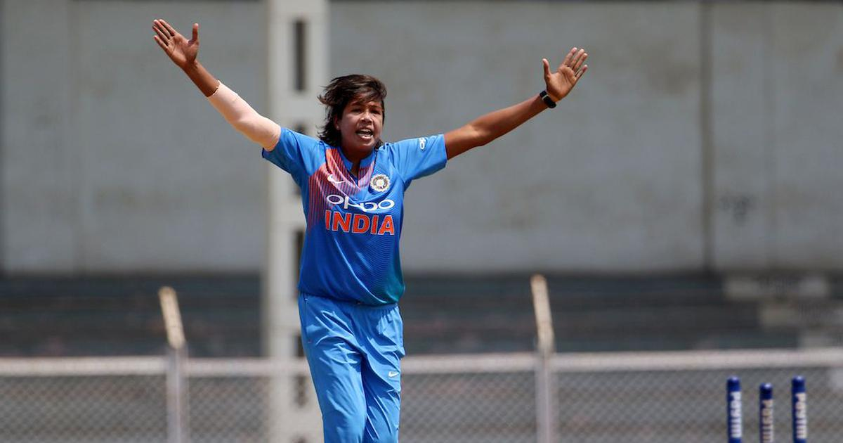 Will get more time to prepare: Jhulan Goswami focusing on positives after World Cup postponement