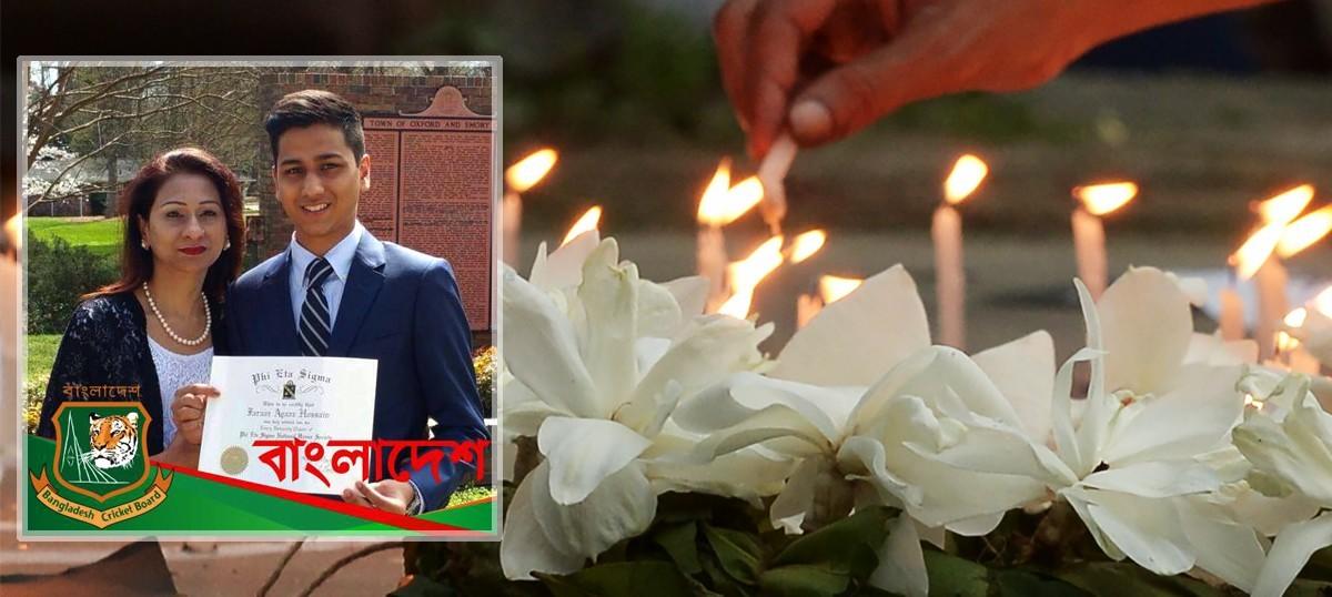 Faraaz Ayaaz Hossain, a hero who refused to abandon his friends as attackers stormed the Dhaka cafe