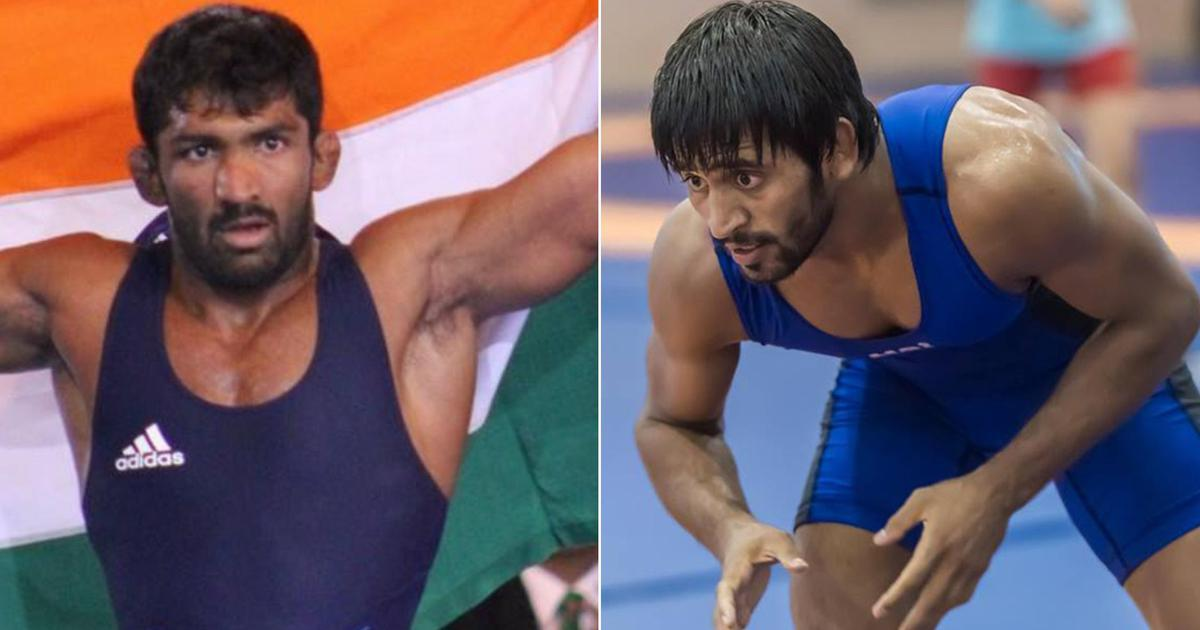 Yogeshwar Dutt has worked on developing champion's attitude in me: Bajrang Punia