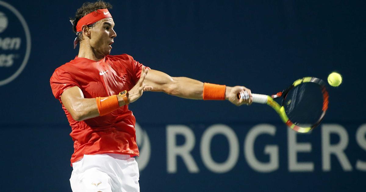 Rogers Cup: Nadal set to meet Wawrinka, Djokovic, Zverev power through, Thiem knocked out