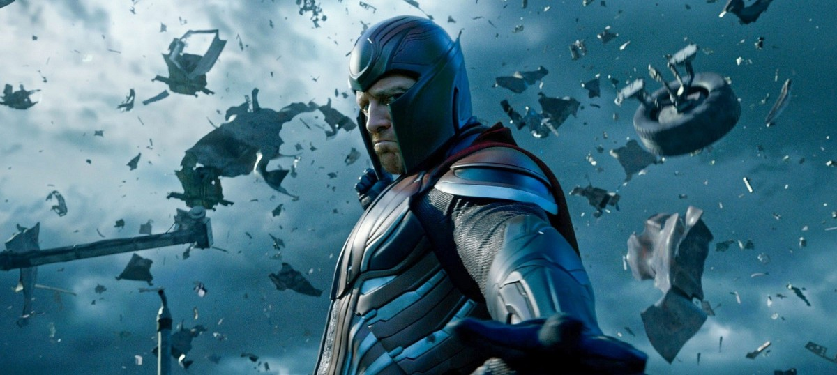 Film review: In 'X-Men: Apocalypse', past, present and future are mashed up in one big mess