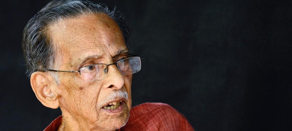कावलम नारायण पणिक्कर : जिन्होंने संस्कृत को आधुनिक रंगकर्म की भाषा बनाया