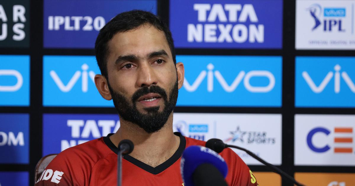I have never enjoyed setting goals in my career, says wicket-keeper Dinesh Karthik