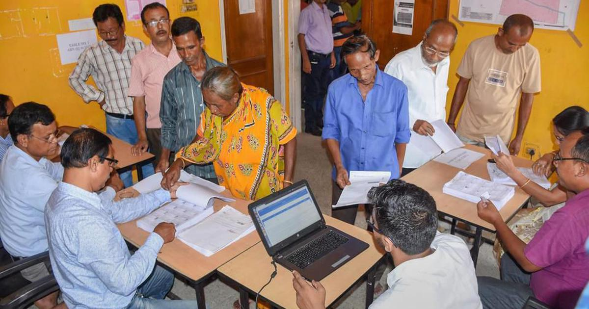 Assam NRC: Forms to file claims, objections not available at seva kendras, say reports