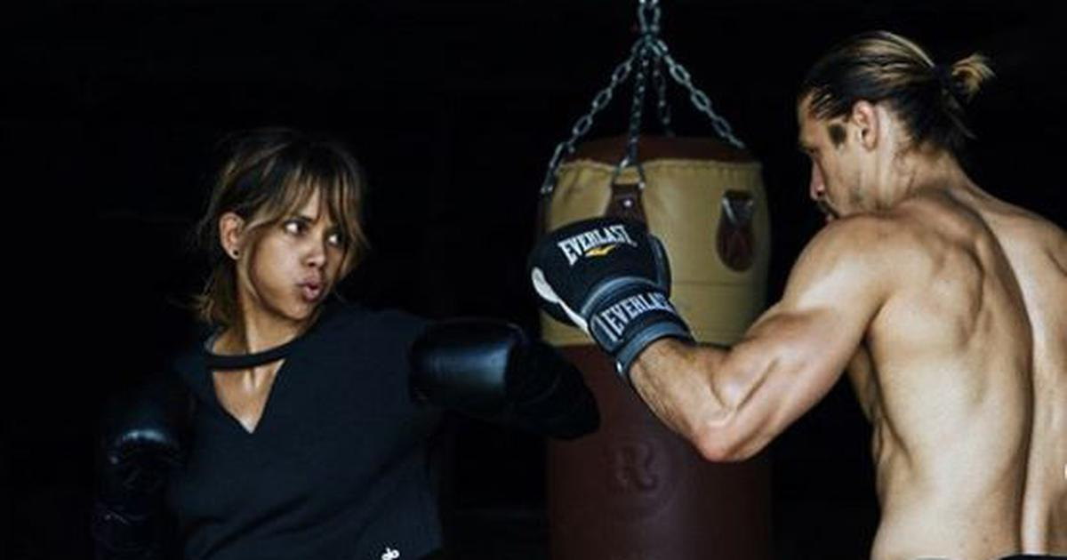 Halle Berry to direct 'Bruised', a film about a disgraced mixed martial arts fighter
