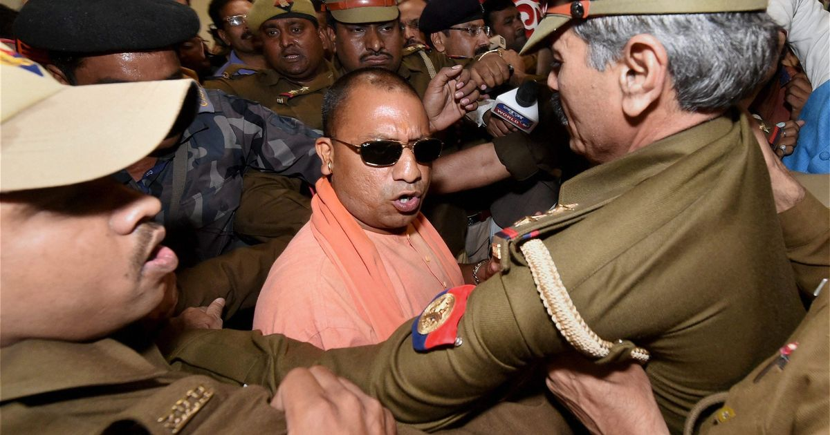 Readers' comments: Will people realise now that Adityanath is not the leader they voted for?