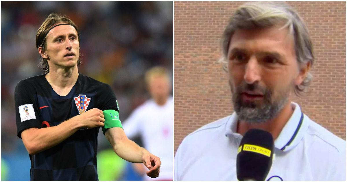 'You're coming home, but I hope without a trophy': Goran Ivanisevic takes a dig at England fans