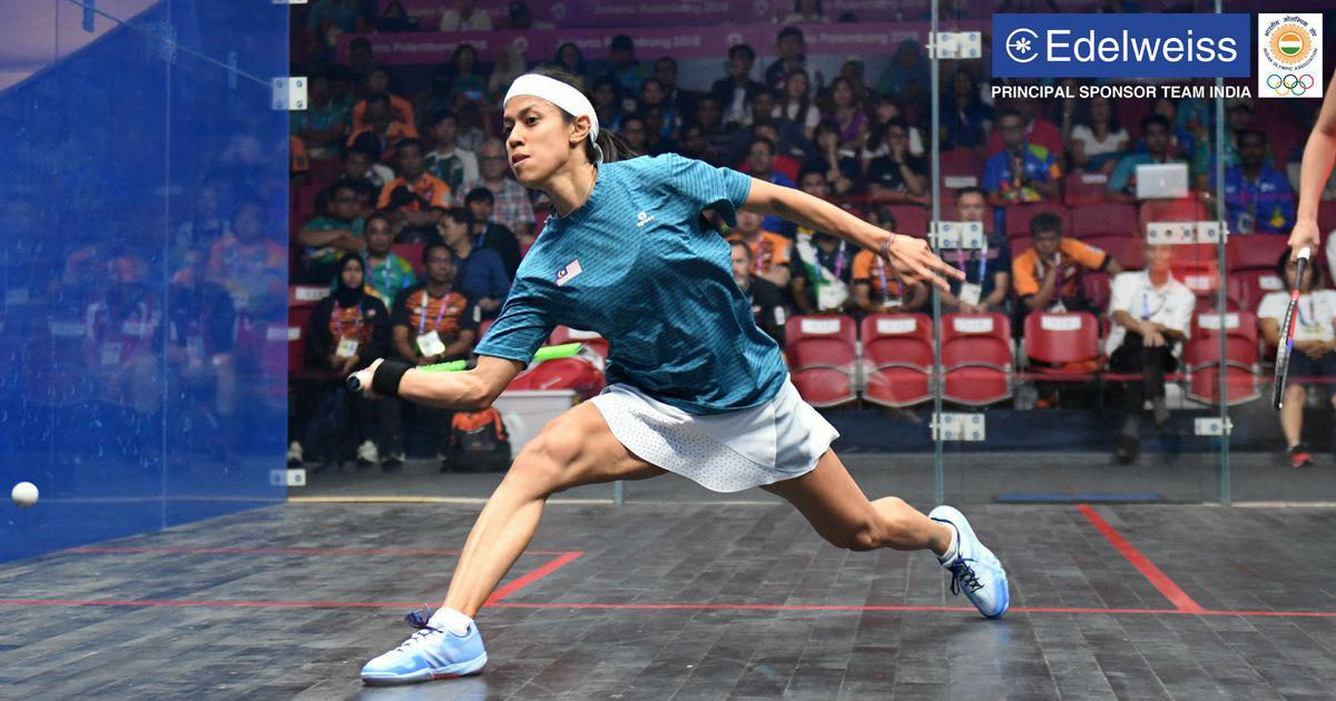 Malaysian squash legend Nicol David celebrates 35th birthday with record fifth Asiad gold