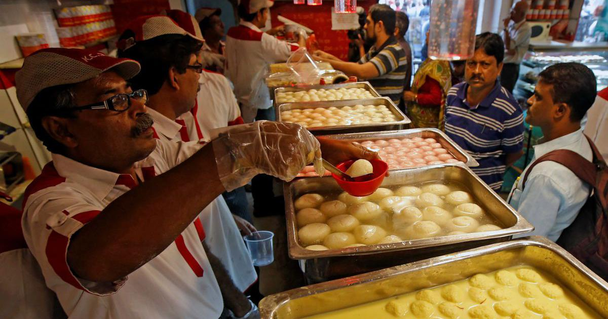 Why the sandesh is the perfect representation of cultural reforms in 19th-century Calcutta